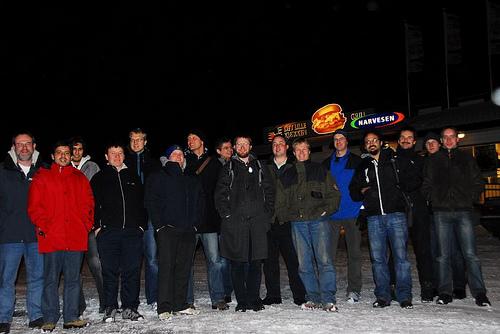 Narvik gathering